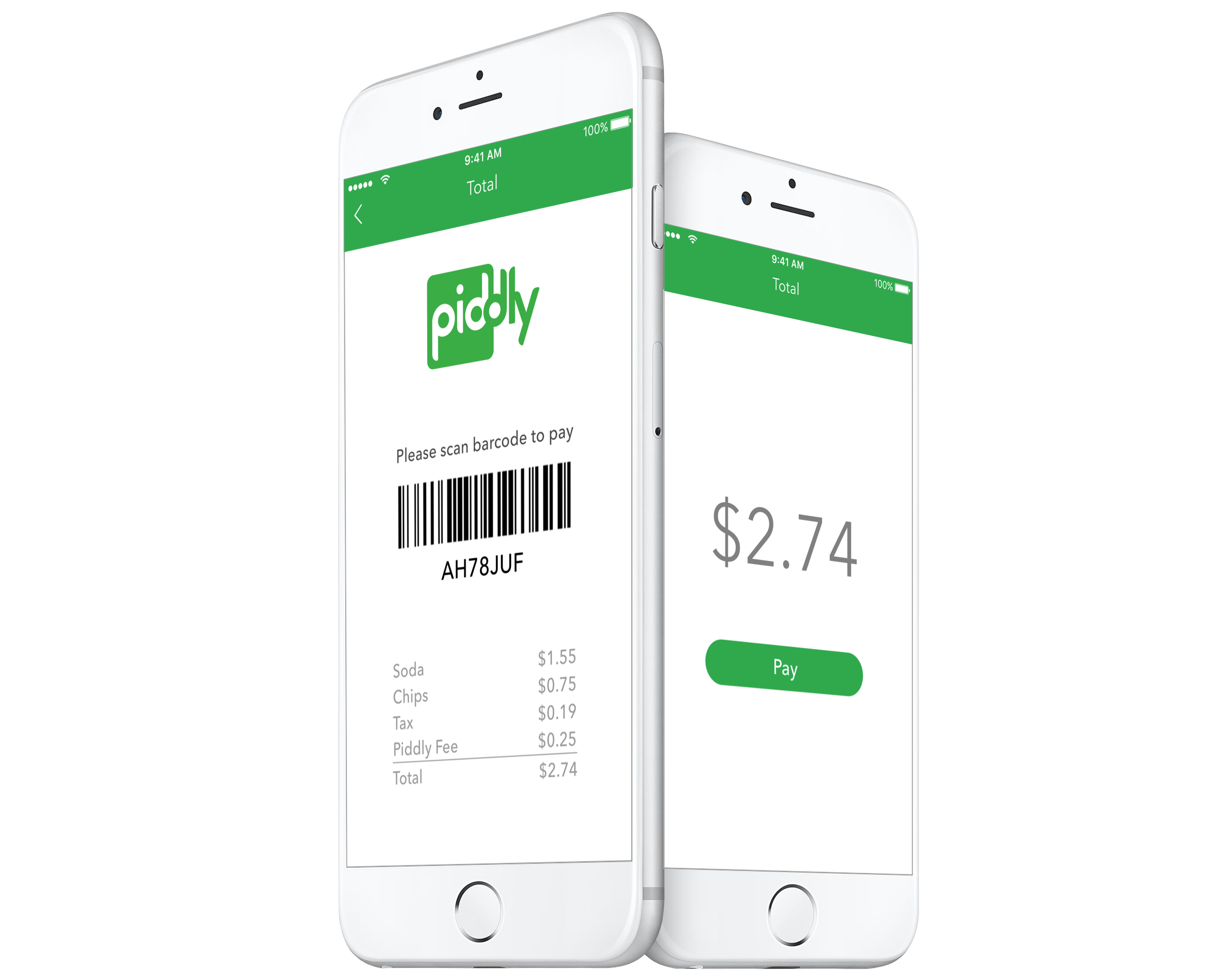 ios mobile payment app