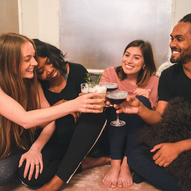 This could be you on May 11th....tickets are going fast don't miss out.  Head over to our website (link in bio) www.brooklynmaison.com and get yours now.  #weekendvibes #cheers #cheerstotheweekend #workoutwithfriends #brooklynfitness #popupfitnessbk #wellnessevents #yogandbrunch #matsandmimosas #workoutwell #supportyourfriends #prettygirlssweat #movement #yogiforlife #riseup #curvyyogi  #yogaoffthemat #goforit #brunch #brooklynbrunch #workoutsandbrunch #everydopegirl #matsandmimosas #liveyourbestlife #bkbrunchin#wellnessisalifestyle #livewell  #wellnessexperiences #brooklynliving #brooklynlife