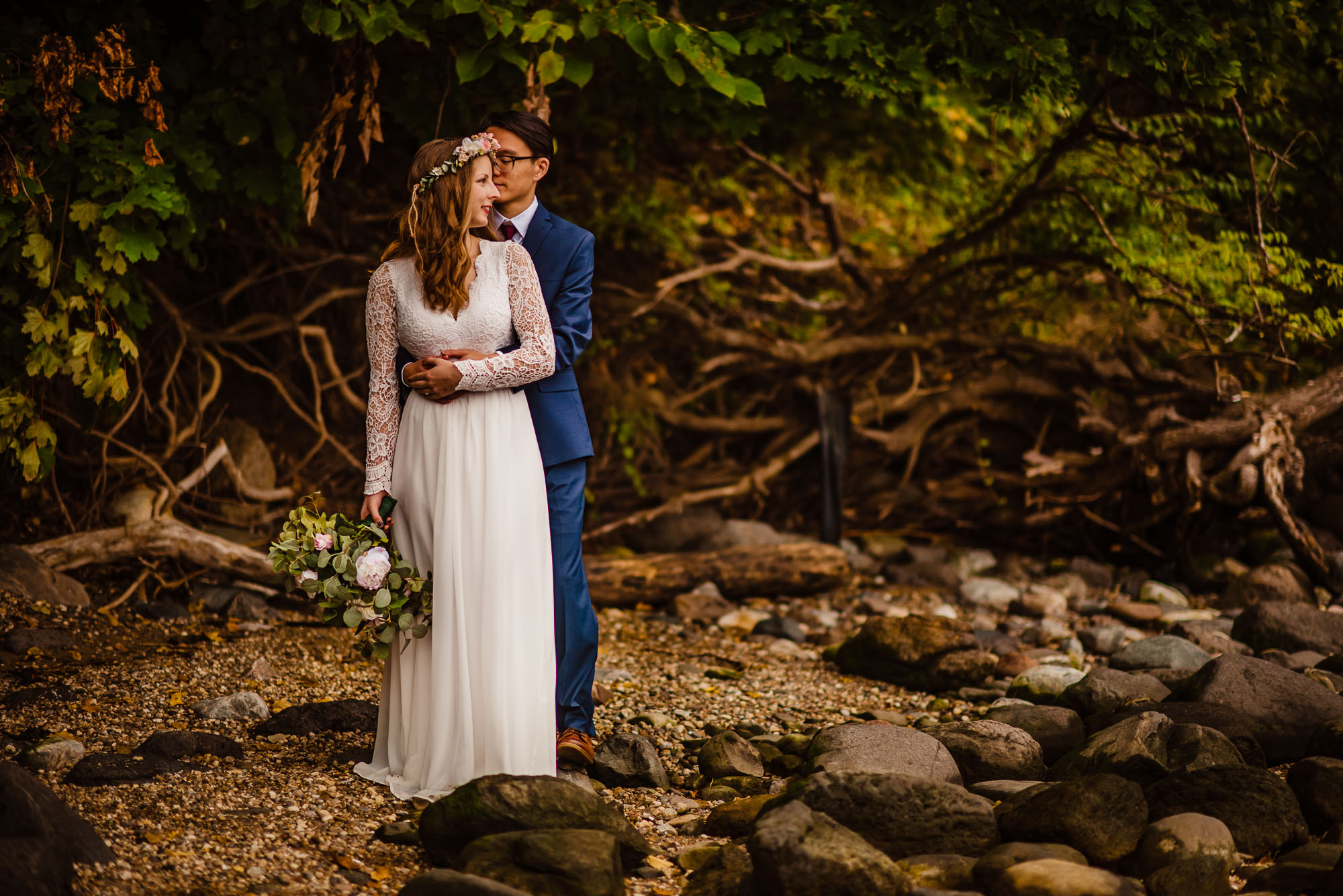 Croton Point Park Wedding