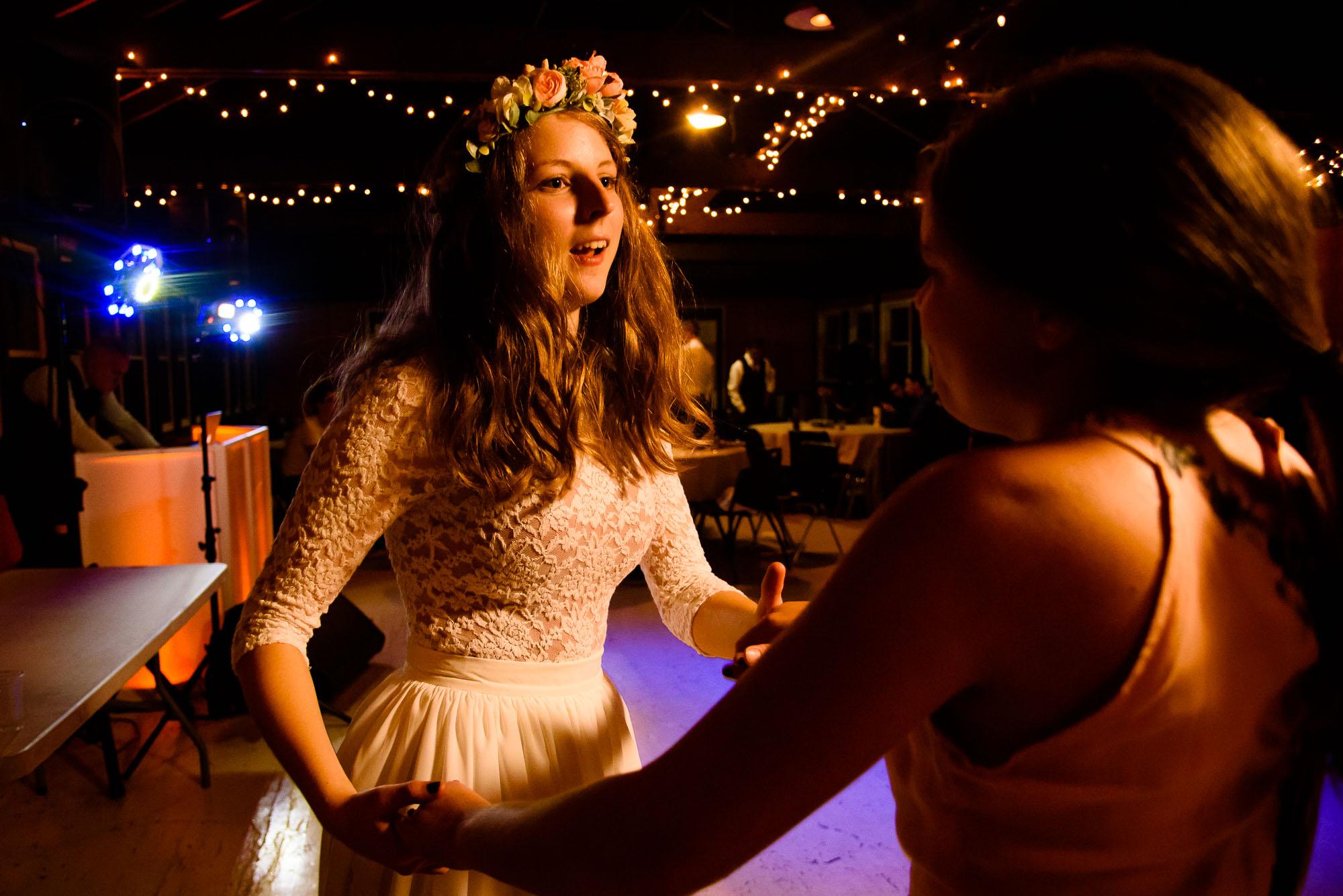 Croton Point Park Wedding