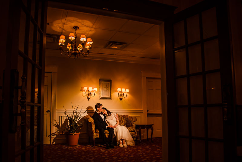 Stewart Manor Country Club Wedding