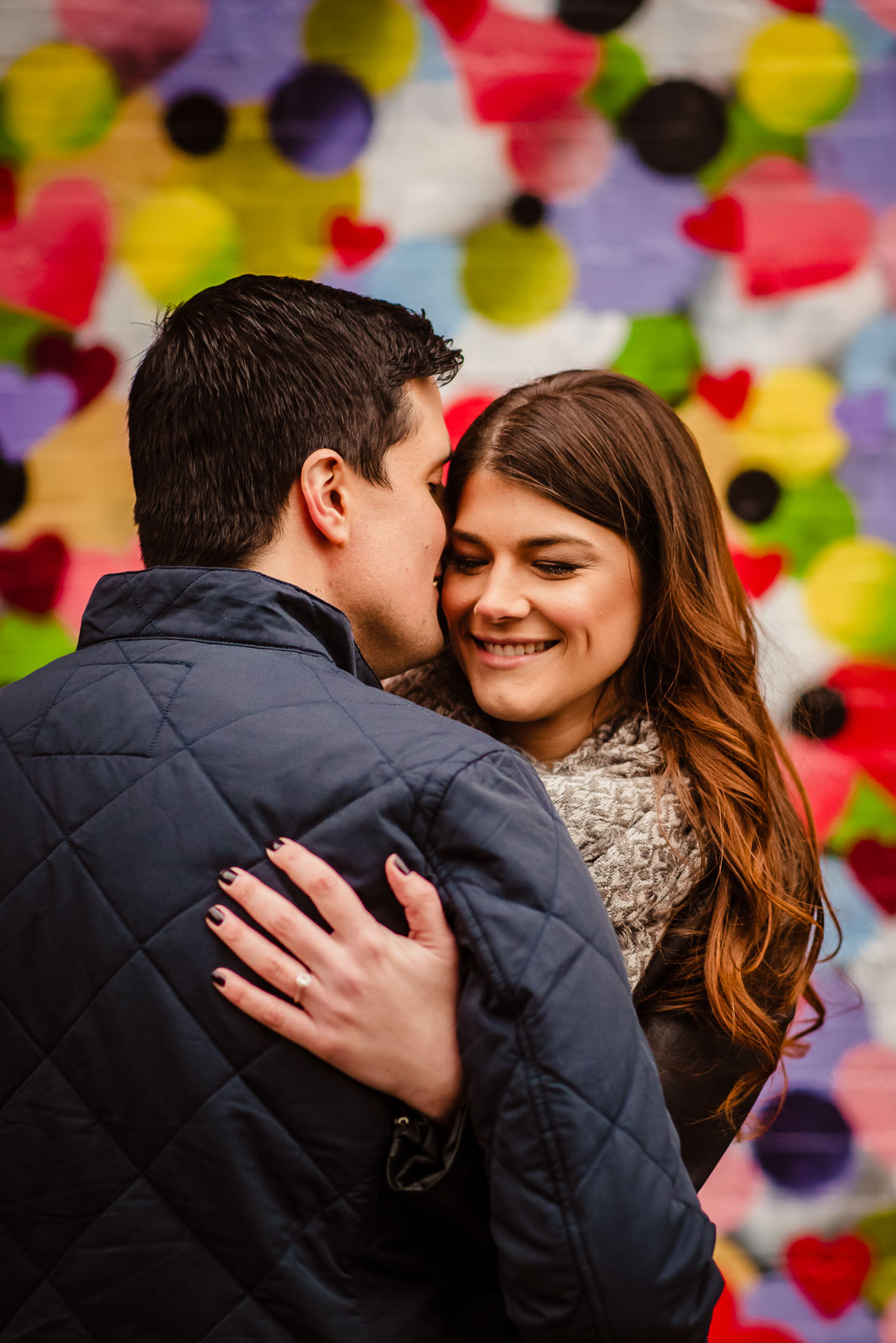 East Village Engagement session