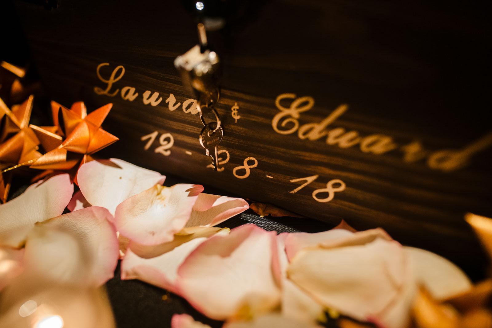 Wedding present box