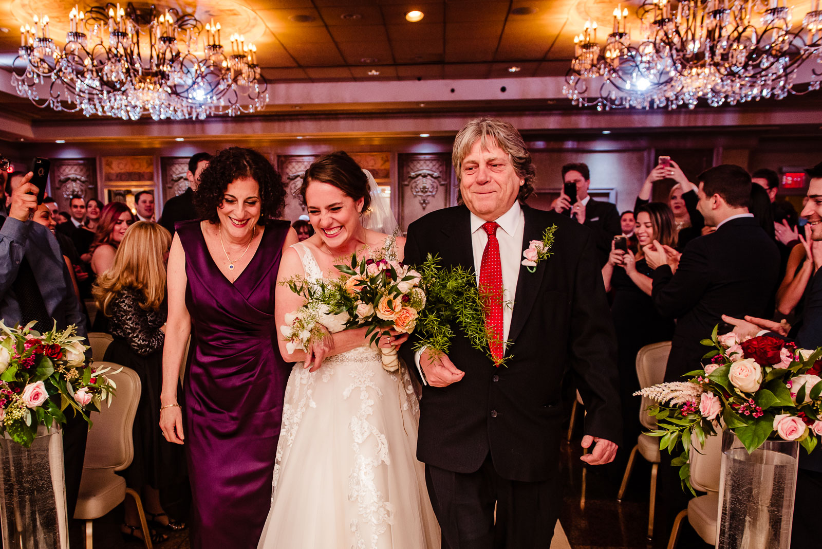 Ceremony at Russo's on The Bay