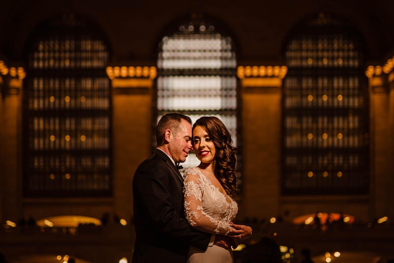 Grand Central Terminal Wedding