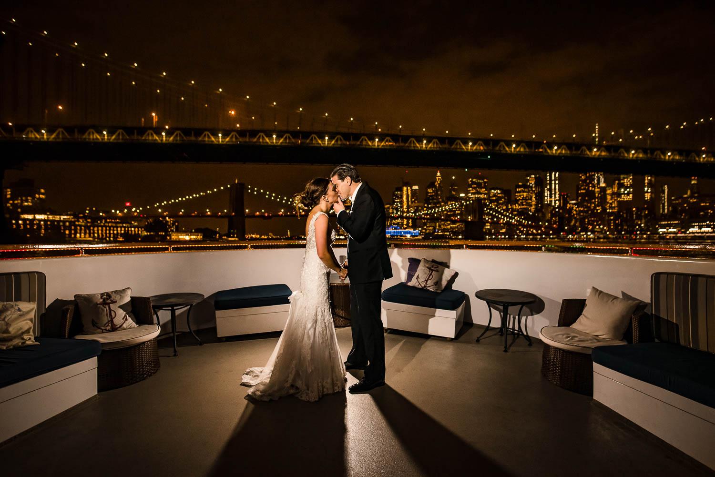Lexington Yacht wedding