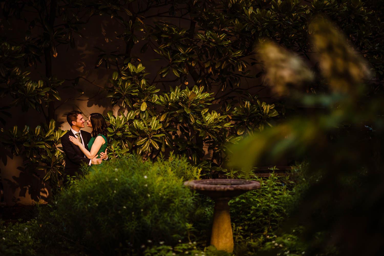 NYC wedding photography portrait