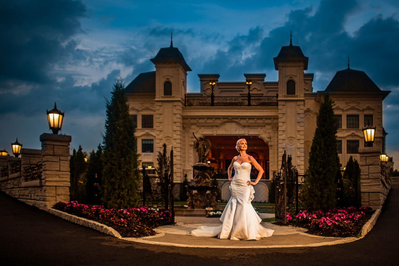 The Legacy Castle NJ Wedding