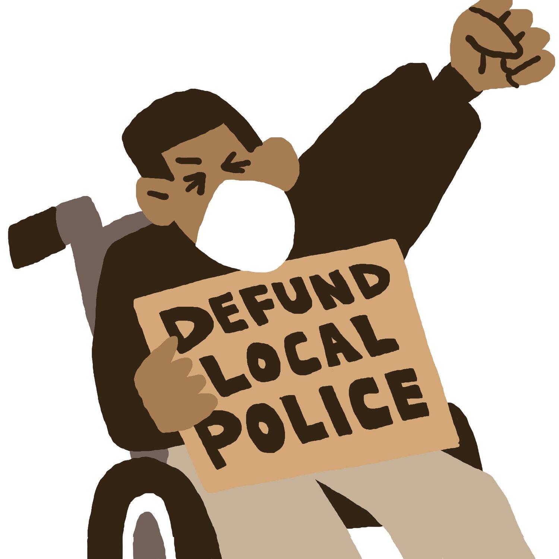 PAALF defund police