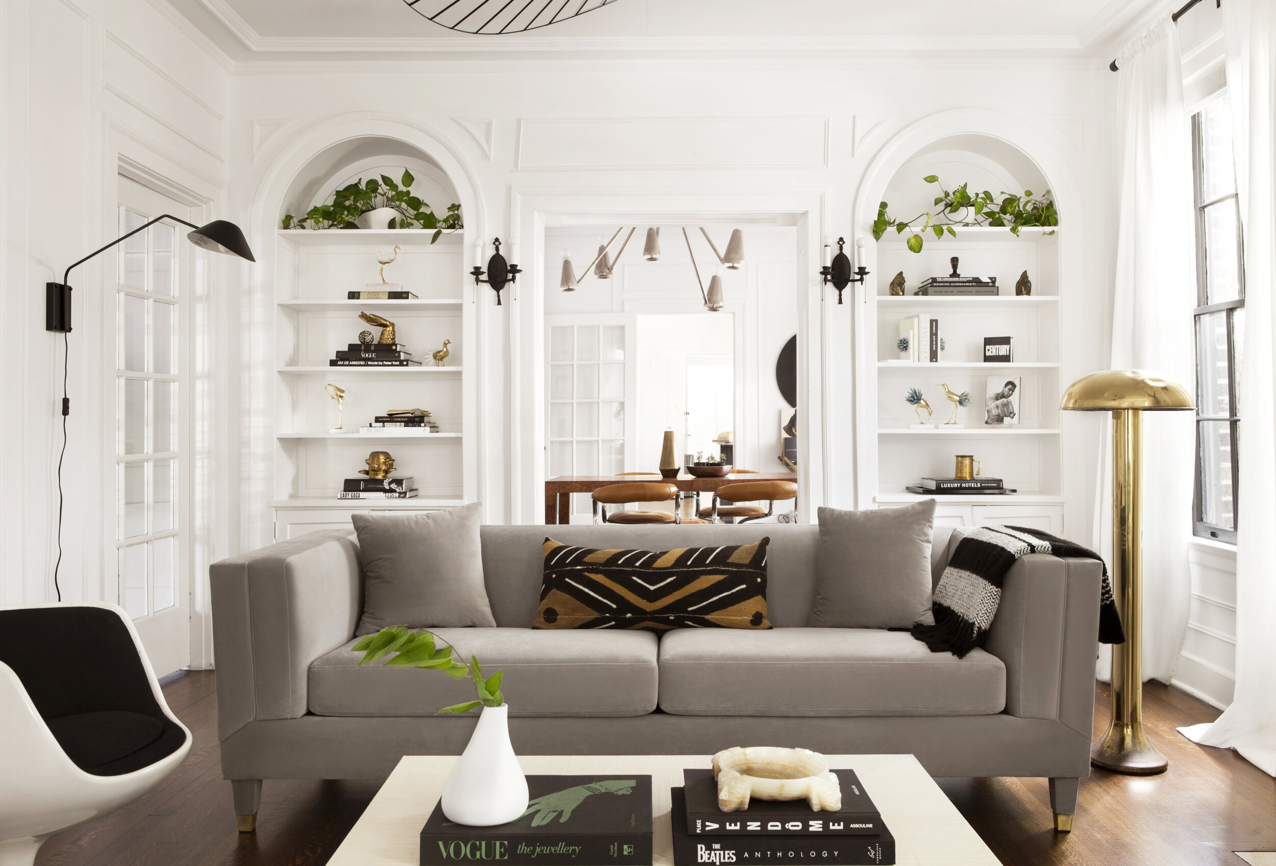 Home staging & styling services -