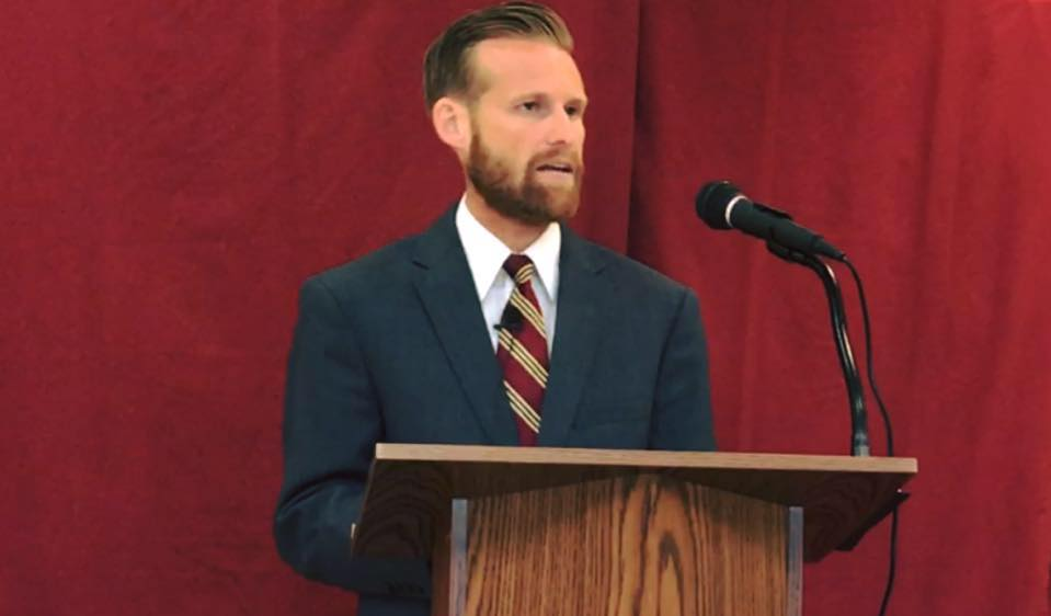 Heart Aflame Sermons - The Pulpit Ministry of Christ Reformed, St. John's, FL.