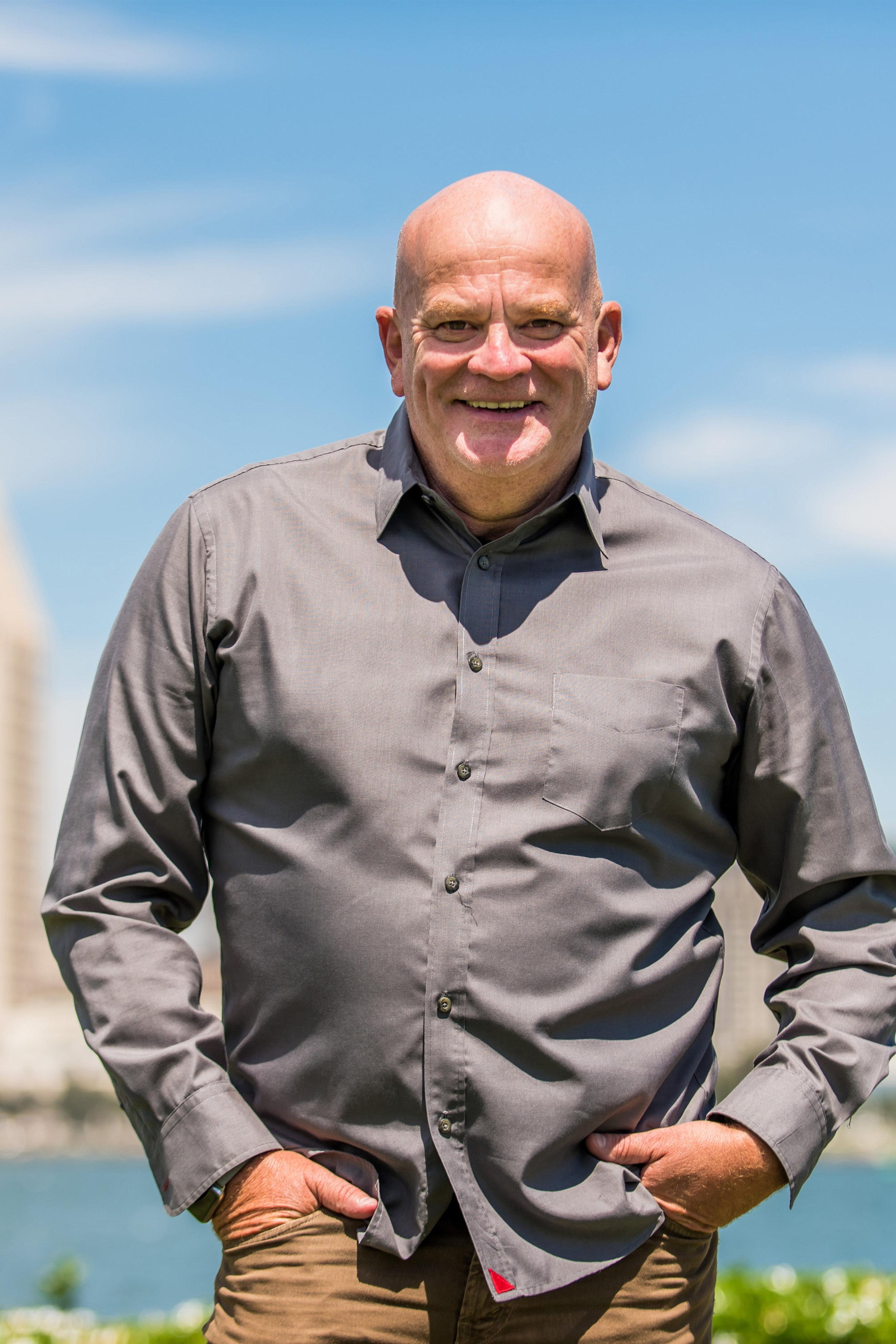 Tim Haslam - Partner and President