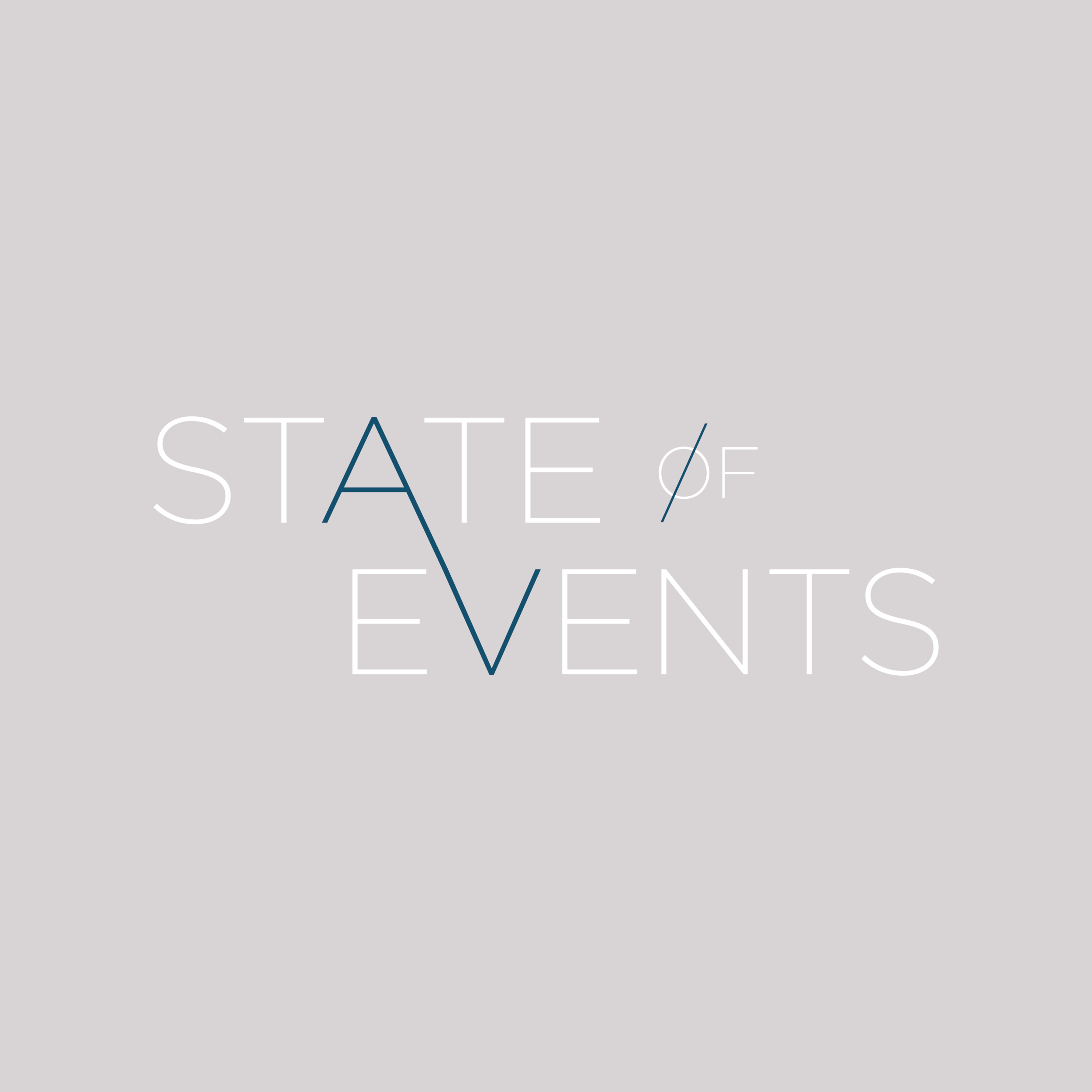 State Of Events