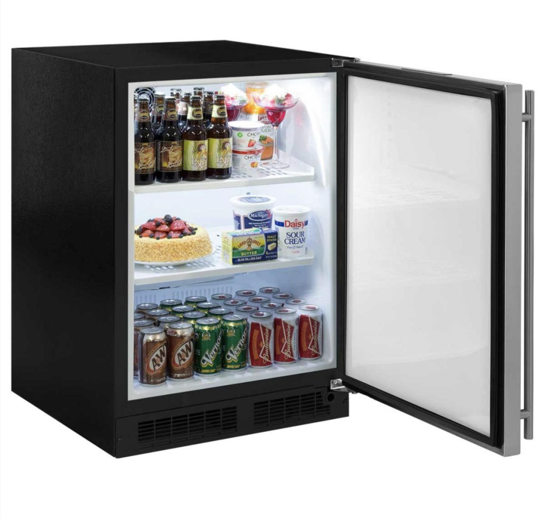compact outdoor fridge.