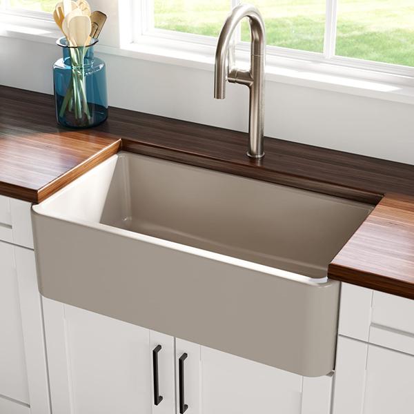 Why We Love Fireclay Sinks Appliance Educator