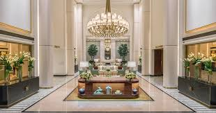 You can stay at properties like the Waldorf Astoria Beverly Hills with the free weekend night reward.  Image Source