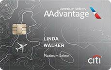 Citi AA Platinum Select World Elite Mastercard