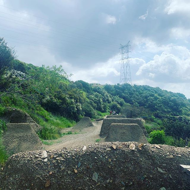 Best #OW trail ever! Level 5/5 Last Saturday at #kenterwhoops #onewheel @rideonewheel @onewheel - #floatkingsla @flightfins #santamonicamountains