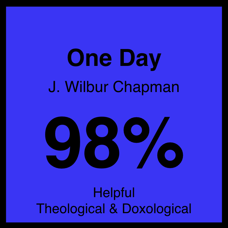 One Day - Check Out Our ArticleHymnary.org ArticleSpotifyYouTube