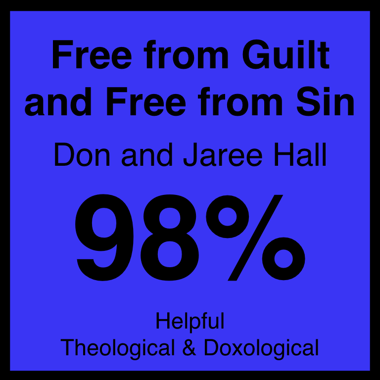 Free from Guilt and Free from Sin - Check Out Our ArticleSpotifyYouTube