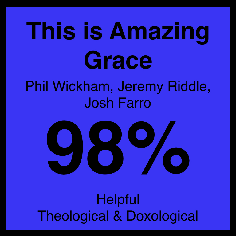 This is Amazing Grace - Article Coming Soon…The Berean Test's ArticleSpotifyYouTube