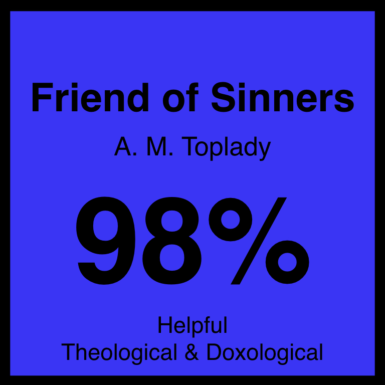 Friend of Sinners - Check Out Our ArticleHymnary.org ArticleSpotifyYouTube