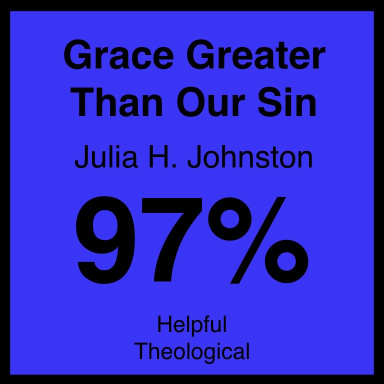 Grace Greater Than Our Sin - Article Coming Soon…Hymnary.org ArticleSpotifyYouTube