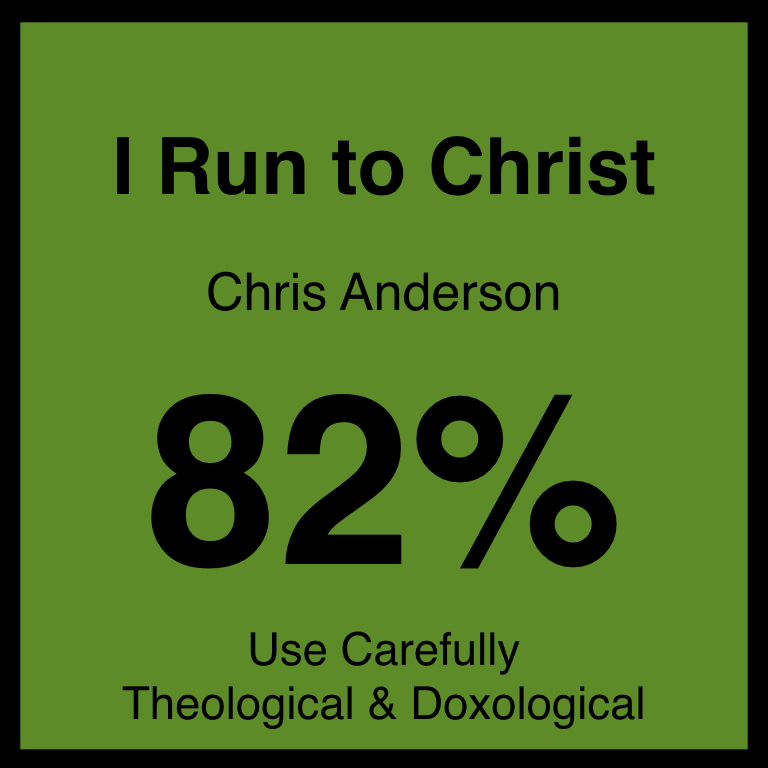 I Run to Christ - Article Coming Soon…SpotifyYouTube