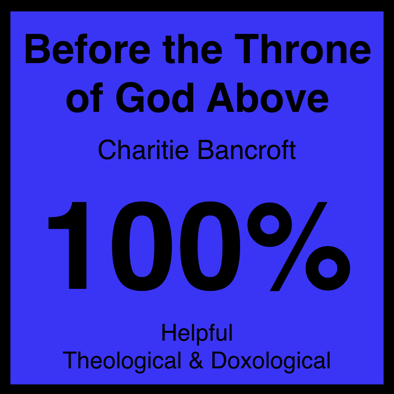 Before the Throne of God Above - Article Coming Soon…Hymnary.org ArticleSpotifyYouTube
