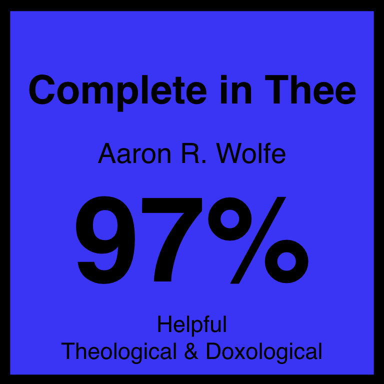 Complete in Thee - Article Coming Soon…Hymnary.org ArticleSpotifyYouTube