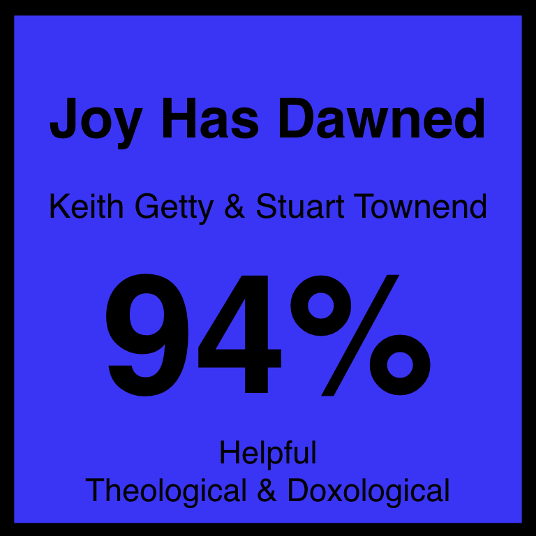 Joy Has Dawned - Article Coming Soon…News Release Today's ArticleSpotifyYouTube