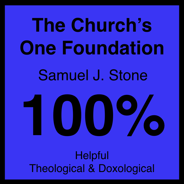 The Church's One Foundation - Article Coming Soon…Hymnary.org ArticleSpotifyYouTube