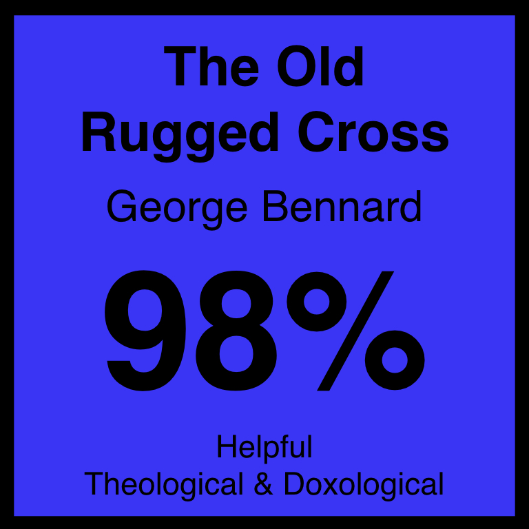 The Old Rugged Cross - Article Coming Soon…Hymnary.org ArticleSpotifyYouTube