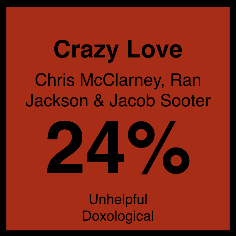 Crazy Love - Article Coming Soon…SpotifyYouTube