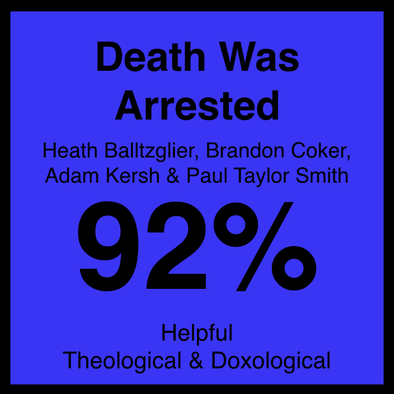 Death was Arrested - Article Coming SOon…The Berean Test's ReviewSpotifyYouTube