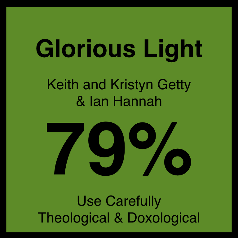 Glorious Light - Article Coming SOon…SpotifyYouTube