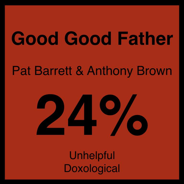 Good Good Father - Article Coming Soon…Faithfulstewardshipblog ArticleSpotifyYouTube