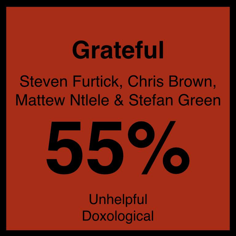 Grateful - Article Coming SOon…SpotifyYouTube