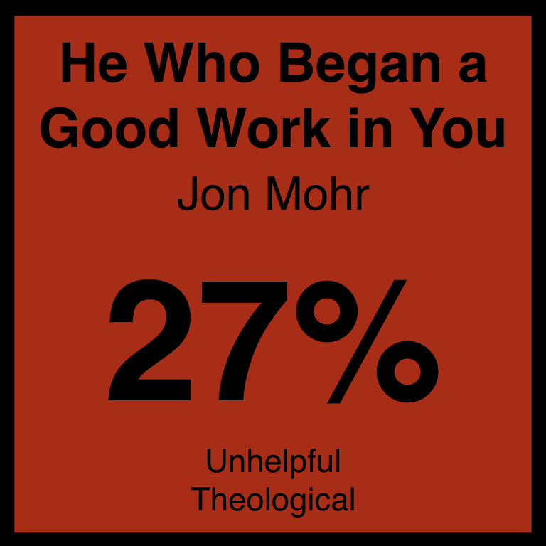 He Who Began a Good Work in You - Article Coming SOon…Hymnary.org ArticleSpotifyYouTUbe