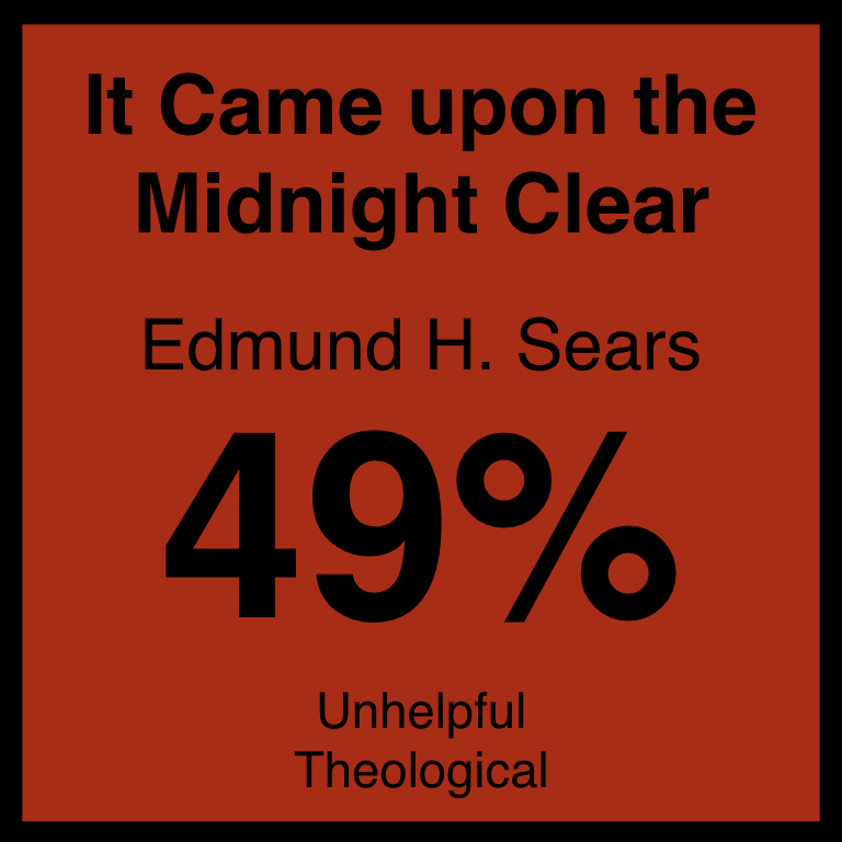 It Came upon the Midnight Clear - Article Coming Soon…Hymnary.org ArticleSPotifyYouTube