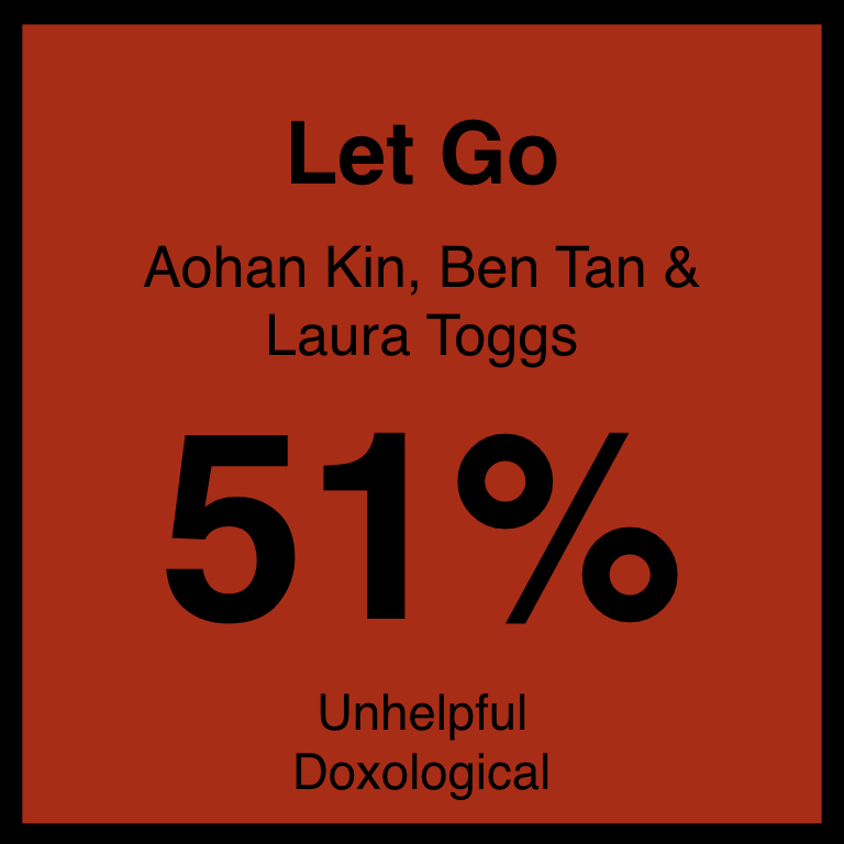 Let Go - Article Coming Soon…SpotifyYouTube