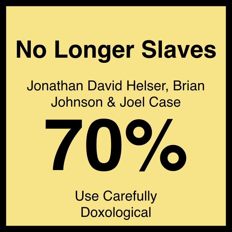 No Longer Slaves - Article Coming Soon…Bethel Music's ArticleSpotifyYouTUbe