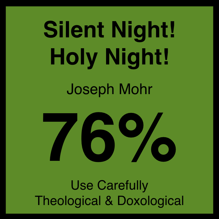 Silent Night! Holy Night! - Article Coming Soon…Hymnary.org ArticleSpotifyYouTube