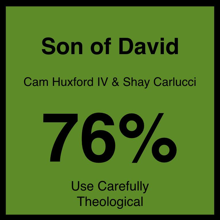 Son of David - Article Coming Soon…SpotifyYouTube