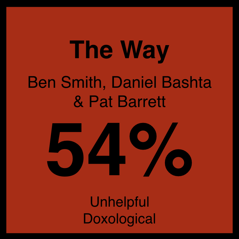 The Way - Article Coming Soon…SpotifyYOuTube
