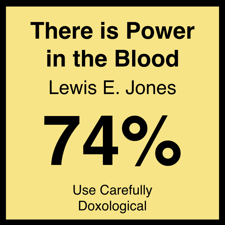 There is Power in the Blood - Article Coming Soon…Hymnary.org ArticleSpotifyYouTube
