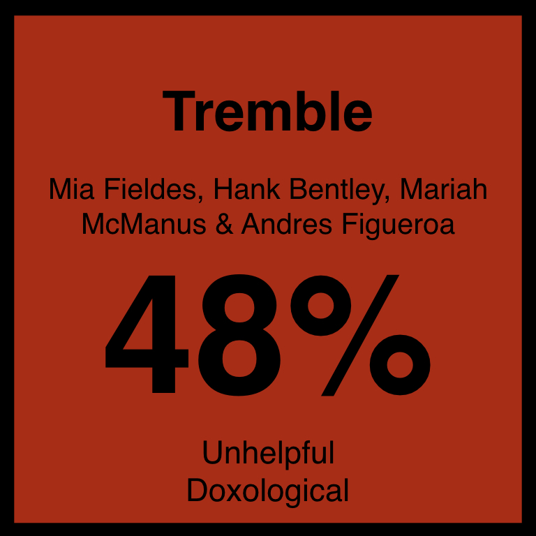 Tremble - Article Coming Soon…SpotifyYouTube