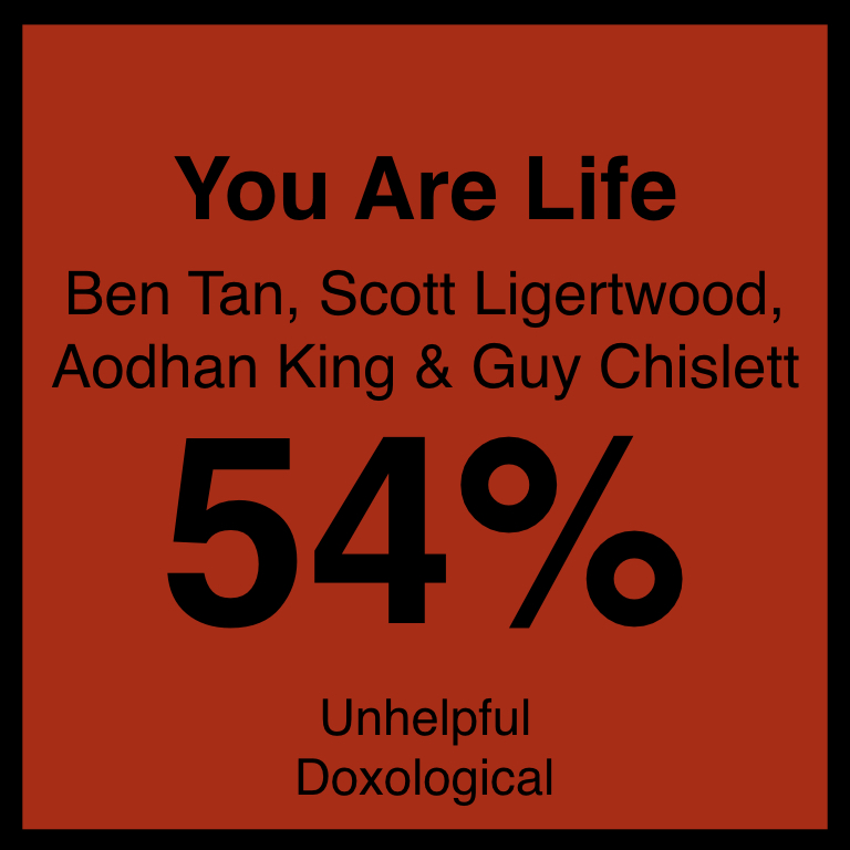You Are Life - Article Coming Soon…SpotifyYouTube