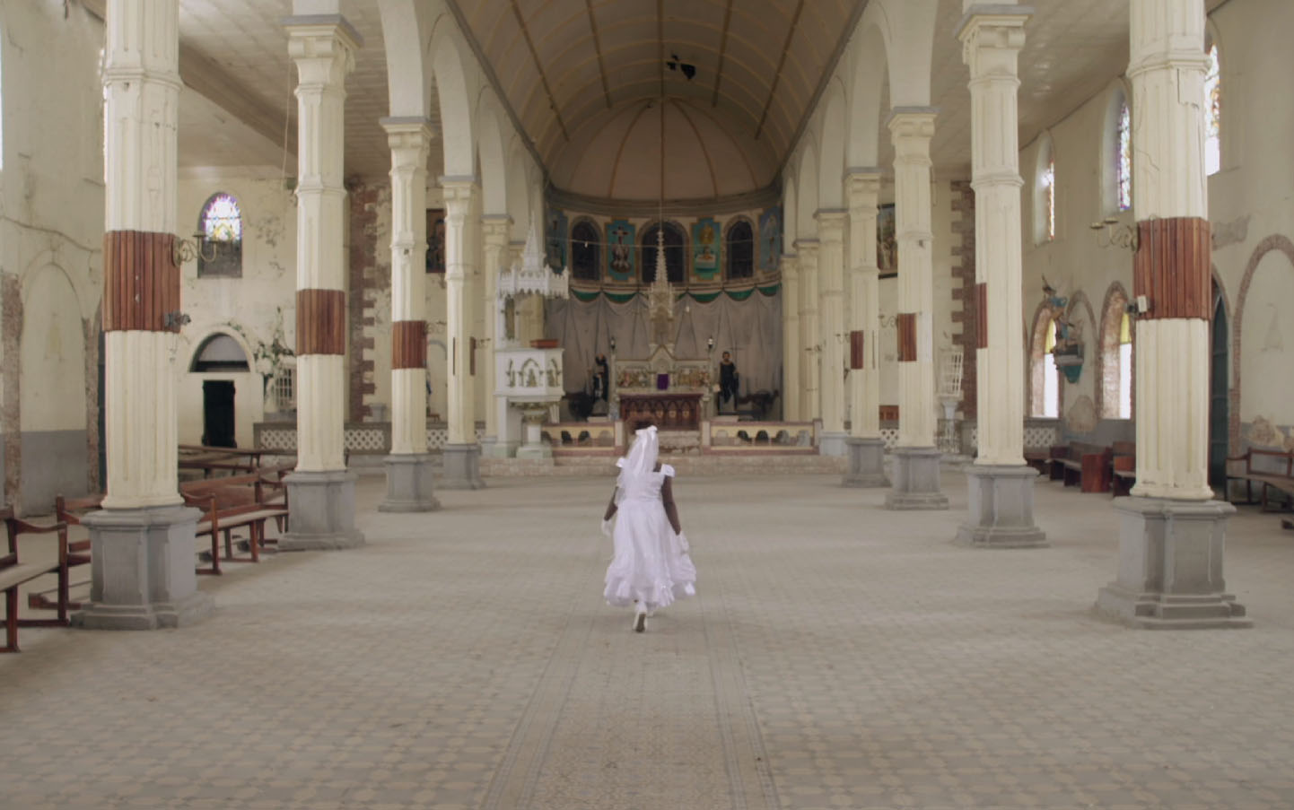 image from DOUVAN JOU KA LEVE  courtesy of Ayizan Productions, SaNoSi Productions , and Fanal Productions