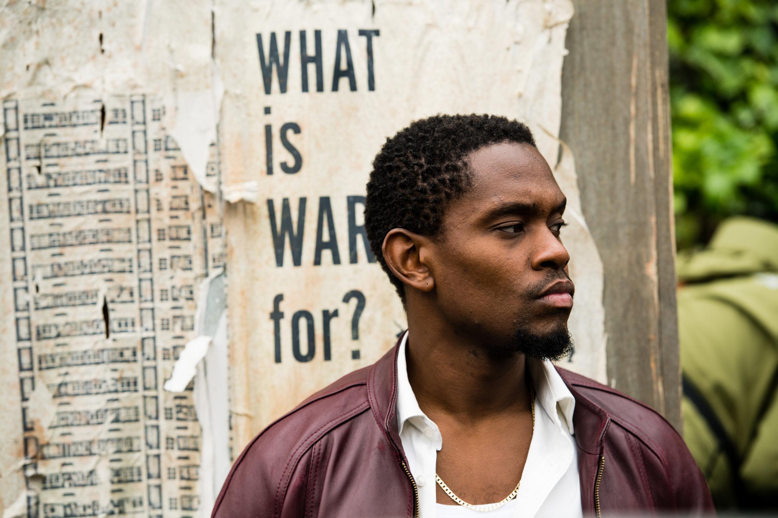 Aml Ameen in Idris Elba's YARDIE (2018). Courtesy: Rialto Pictures/Studiocanal